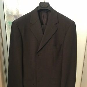 Brooks Brothers 346 39 34x30 Wool Stretch Suit